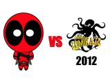 Deadpool vs Comikaze Expo 2012