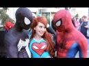 Spider-Man: Spider-Verse Flash Mob Prank