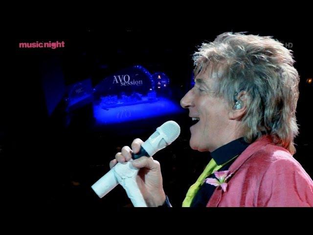 Rod Stewart - AVO Session Basel Full Concert 1415-nov-2012