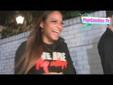 Christina Milian on Nipple Piercings & Growing her Booty beyond Kim Kardashian at Chateau Marmont