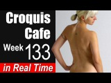 Croquis Cafe: The Artist Model Resource, Week #133