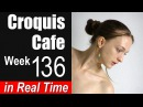 Croquis Cafe: The Figure Drawing Resource No. 136