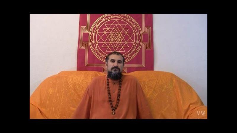 Что происходит с душой после смерти, часть 1. Свами Вишнудевананда Гири, 28.08.2015