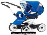 Коляска City Cross plus Korg 2 в 1 - детские коляски Emmaljunga