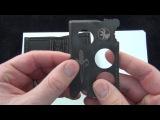 Microtech Credit Card Knife DLC