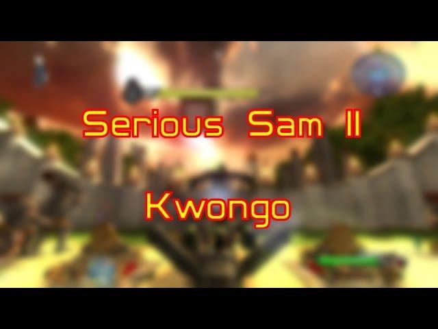 Serious Sam II Boss Kwongo Квонго