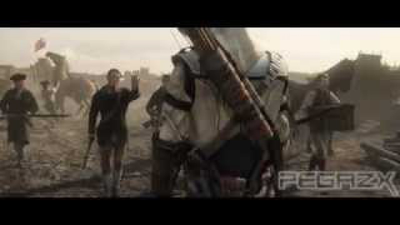 Macklemore - Can't hold us [Music Video] [Assassin's Creed]