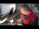 Replacing Brakes / Bremsenwechsel / Меняeм тормозные колодки на / VW Golf