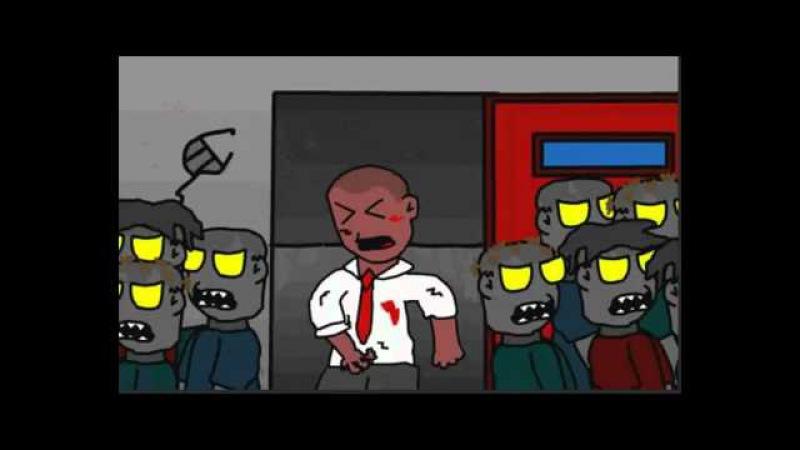 Left 4 dead пародия [RedGuard] (рус. озвучка)
