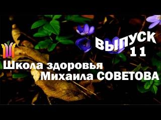 Школа здоровья Михаила СОВЕТОВА ВЫПУСК 11