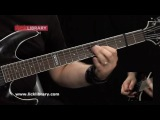 Paul Gilbert Style - Quick Licks - Guitar Solo Performance by Andy James