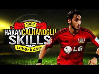 HAKAN ÇALHANOGLU ● A Magical Right Foot ● Goals & Skills ● 2013-2015
