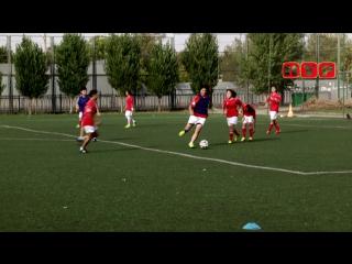 'Третий тайм' - о женском футболе