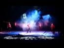 Санкт-Петербургский театр танца Искушение шоу под дождём Ставрополь фрагмент дышу тобой