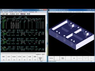 Mazak CAM Programmierung mit MazaCAM -  CAD Import aus IGES Volumenmodel