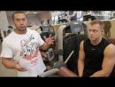 Тренировка для новичка. Ноги и Плечи (День 3) Бодибилдинг, мотивация, пауэрлифтинг, качалка, тренировки, трени, тренинг, накачат