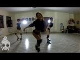 CHIKIBRO | Jeremih - Down On Me (feat. 50 Cent) | Nastya Maggi Twerk Choreo