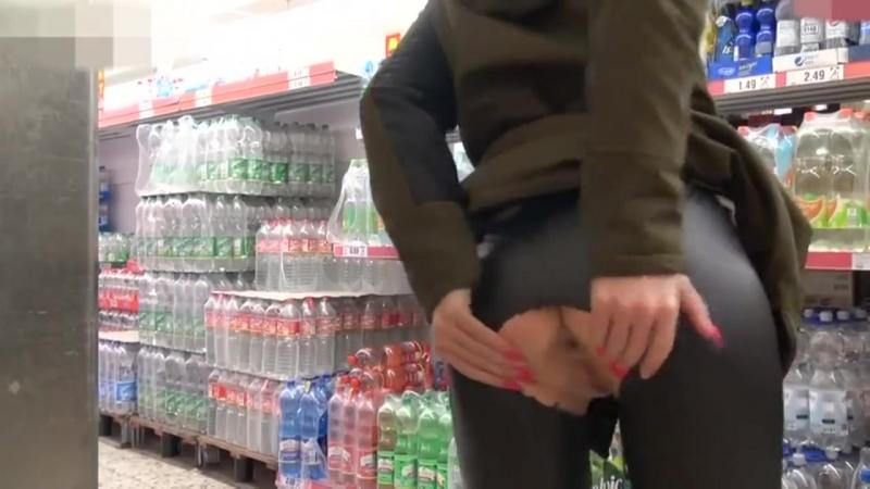 Секс в супермаркете