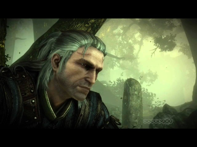 The Witcher 2: Assassins of Kings - Launch Trailer (PC, PS3, Xbox 360)