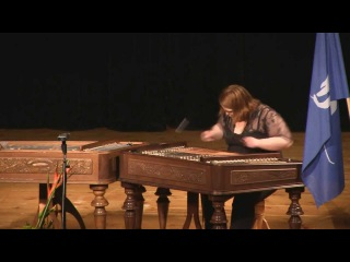 F. Liszt: Hungarian Rhapsody No. 2 - Erzsébet Gódor (cimbalom)