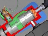 3D фильм. Безшатунный Двигатель. The non-standard engine.