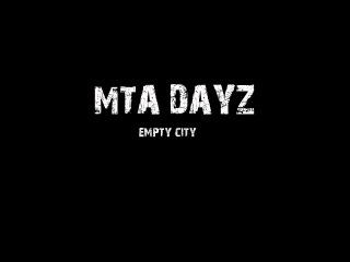Открытие сервера MTA DAYZ Empty City