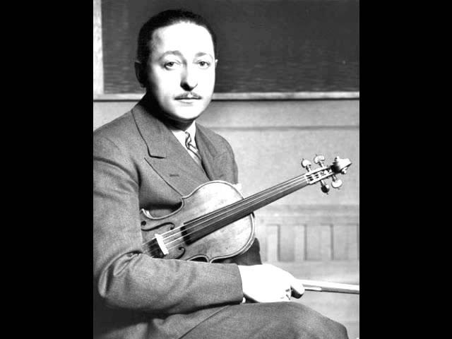 Mendelssohn Violin Concerto (Heifetz)