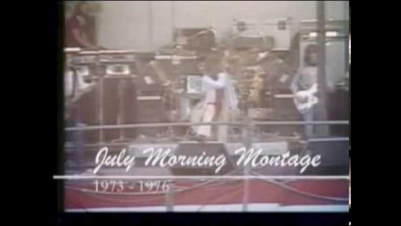 Uriah Heep - July Morning (Original 1973) David Byron