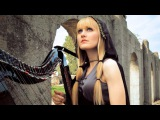 THE BARD'S SONG (Blind Guardian) Harp Twins - Camille and Kennerly HARP METAL