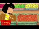 Песенки для детей Магазин I Развивающий обучающий мультик игра для детей