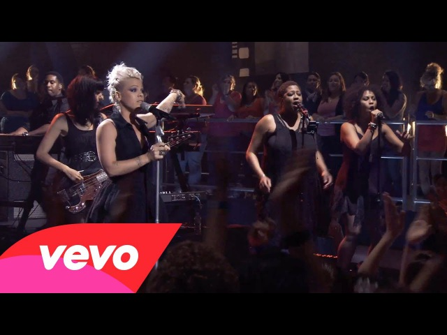 P!nk - Are We All We Are (The Truth About Love - Live From Los Angeles)