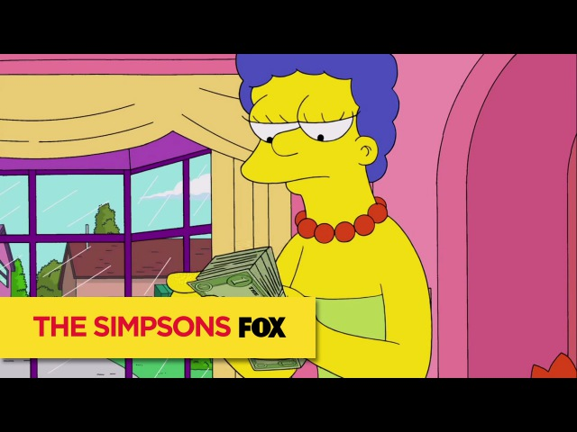 THE SIMPSONS Breaking Bad Couch Gag