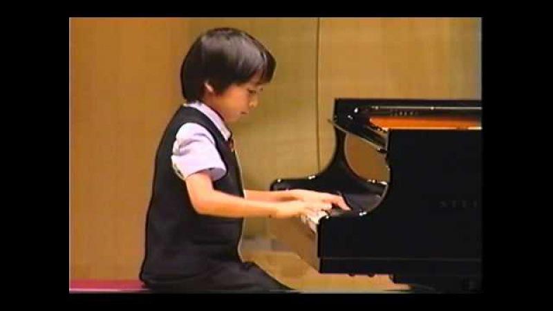 Debussy Jardins sous la pluie from Estampes played by Sonosuke Takao