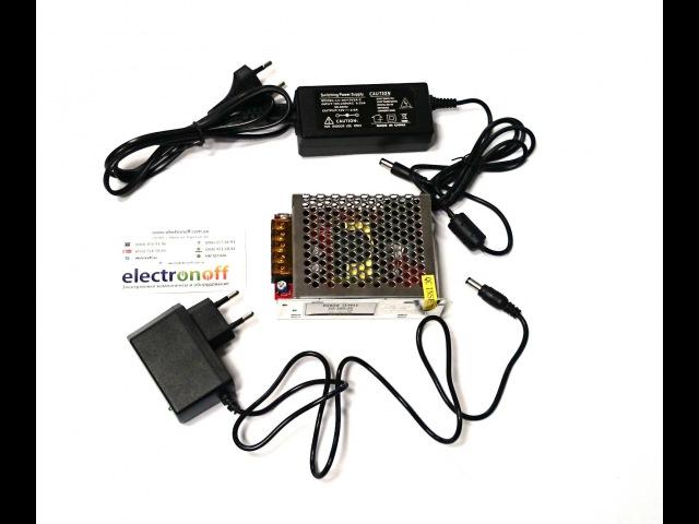 Как выбрать блок питания для светодиодного модуля: полезное видео от Electronoff