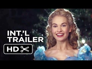 Cinderella official international trailer 1 2015 helena bonham