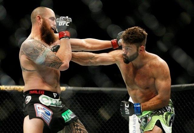 MMA, UFC, смешанные единоборства, видео, Трэвис Браун, Андрей Орловский