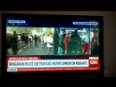 Hungary cracking down on Muslim migrants Warning Graffic images