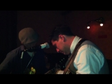 Marcus Mumford and Oscar Isaac live at Caffe Vivaldi, Greenwich Village, New York, 2012
