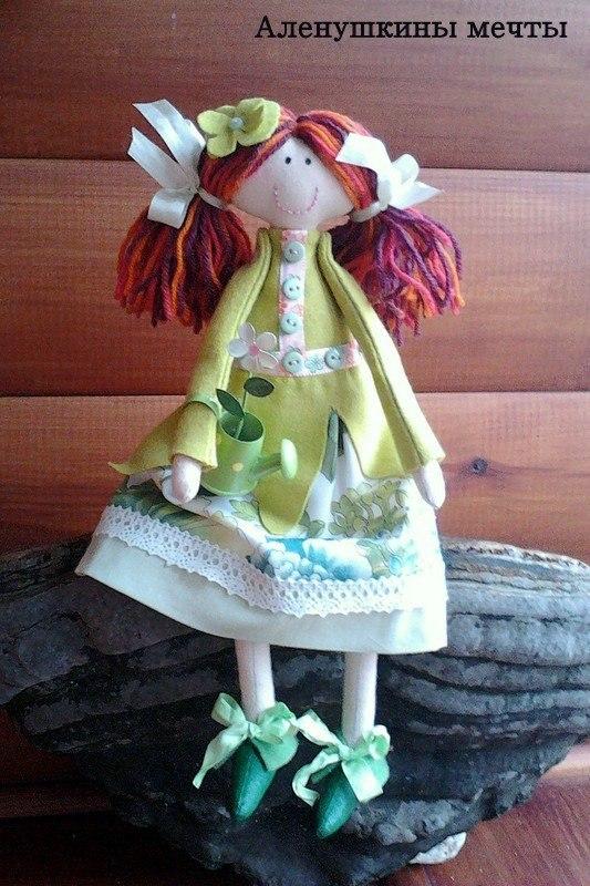 совместный пошив кукол