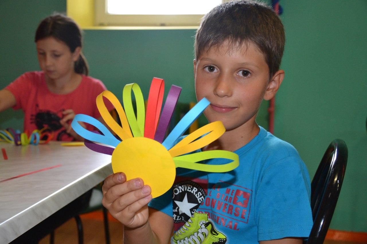 лагерь для детей правый берег запорожье