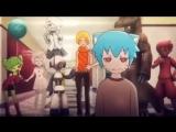 Удивительный мир гамбола аниме версия
