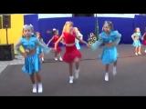 танец din den don на день города