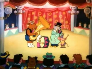 Фунтик в цирке. (1987)