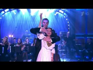 Елена Бахтиярова и Иван Ожогин - 'Дуэт Кристины и Призрака' из мюзикла 'Призрак оперы'