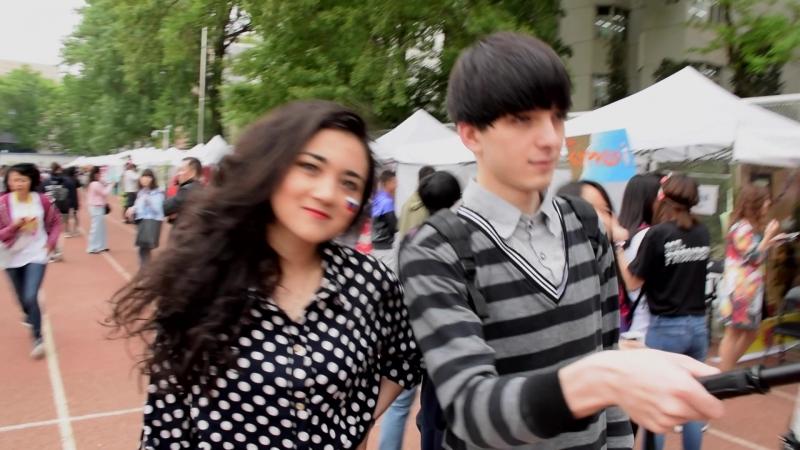 Международный культурный фестиваль BLCU 9/05/2015