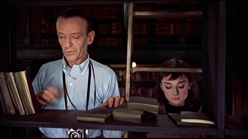Забавная мордашка (Стенли Донен / Stanley Donen) [1957 г.]
