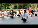 Popcorn - Popping Class Ukrainian Underground Camp 2016