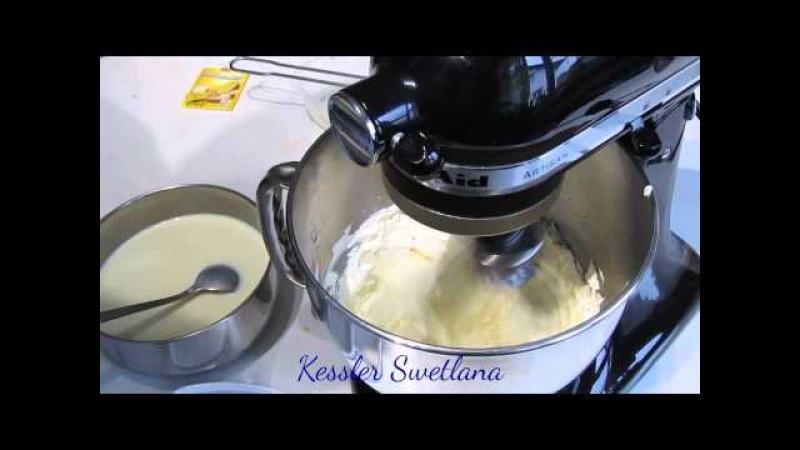 молочно маслянный крем