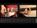 Sasha RocknRoll guitar lessons- Misfits Some Kinda Hate видео урок №3 tutorial
