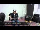 GiGS6月号 激闘 UNDER ¥100 000ギター18本 vs TAKE C SHAKALABBITS  試奏動画